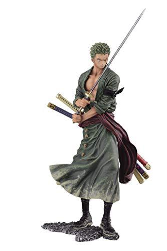 Banpresto One Piece Creator X Creator -Roronoa Zoro- (Ver.A), Multiple Colors (BP16976)