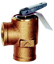 "Watts Regulator 0342670 Boiler Relief Valve 3/4"" Fxf"