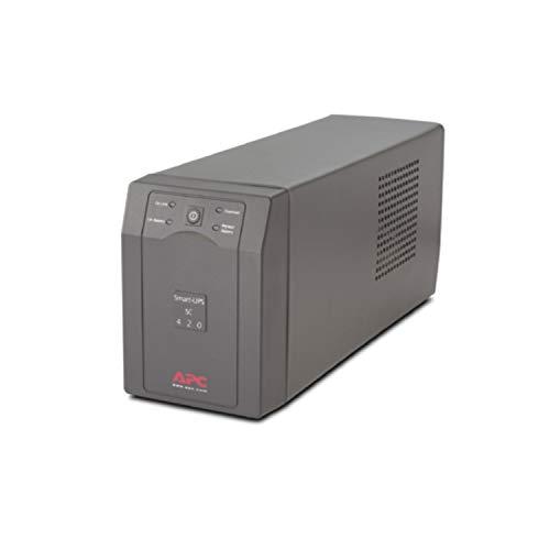 APC Smart-UPS SC SC420 420VA 120V UPS System (Not sold in Vermont)