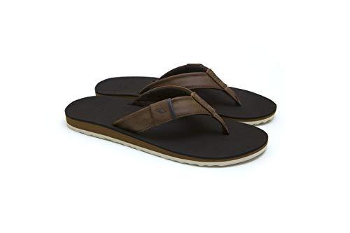 RIP CURL P-Low 2 Sandals 40 EU Tan Brown