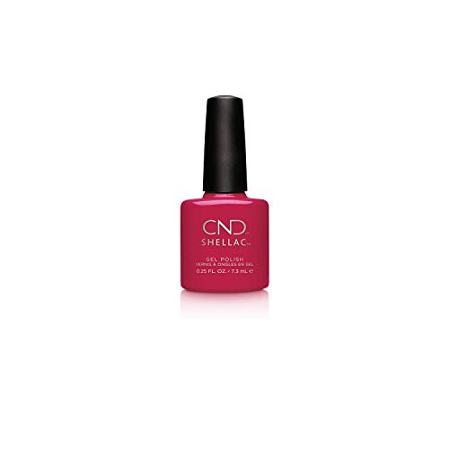 CND Shellac Rose Brocade - 7.3 Ml