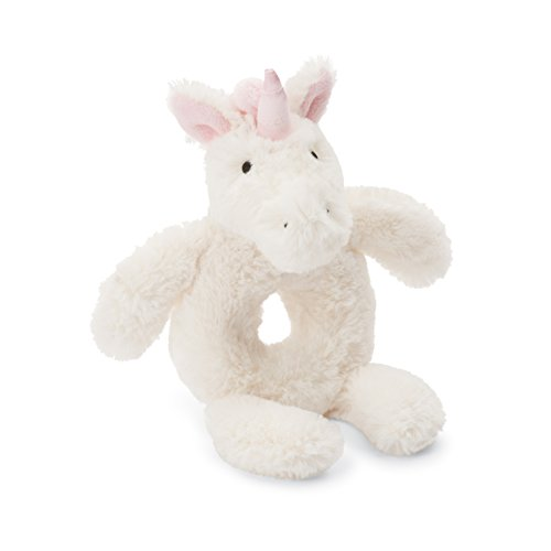 Jellycat Bashful Unicorn Soft Plush Baby...