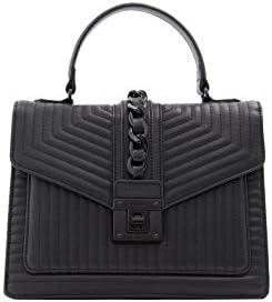 ALDO Womens Jerilini Top Handle Bag Black Small US product image