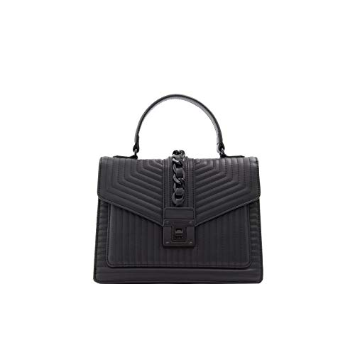 ALDO Jerilini Top Handle Bag, Black
