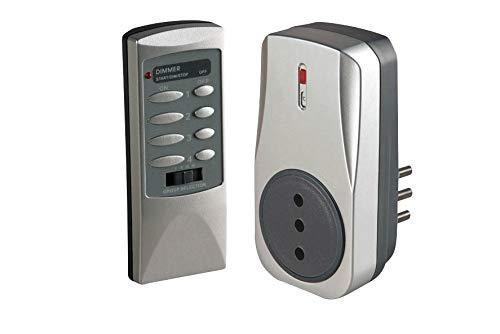 Poly Pool PP1530 Set Italiaans stopcontact, draadloos, bereik 30 meter (stekker/stopcontact + afstandsbediening)