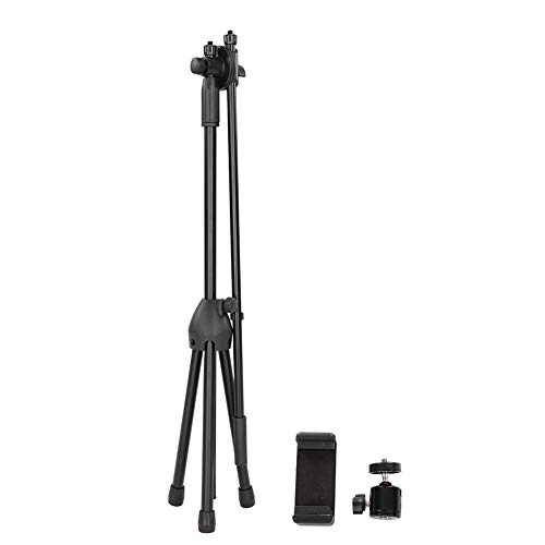 Onewer Soporte para trípode, trípode para teléfono Modos de luz suplementarios Soporte para fotografía para Grabar Videos didácticos para fotografía para Trabajos manuales Video para