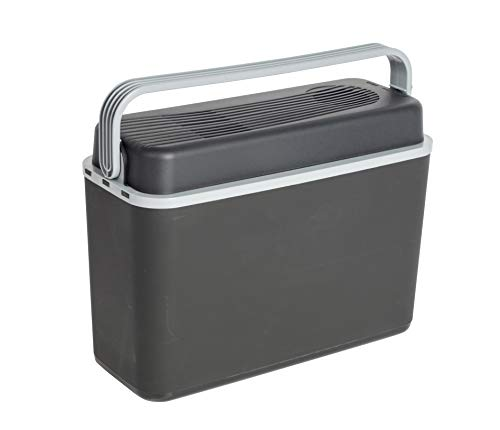 Bo-Camp Unisex's Auto Koelbox, Zwart, 12 Liter