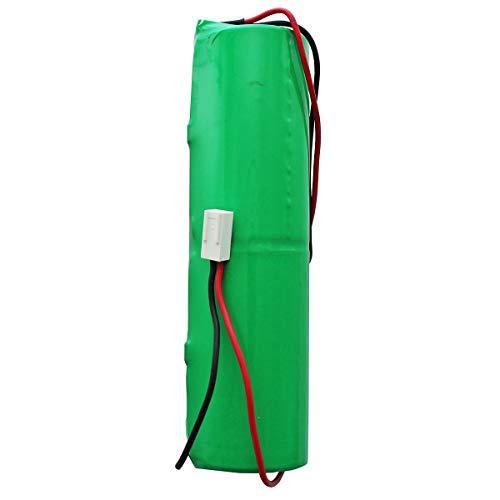 AccuCell Neu Ersatz für Jablotron Batterie I Speicherbatterie für Jablotron Sirene 6V passend für Bat-80A I Jablotron Ja-80A I ER34615 I CR34615 I 6Volt Lithium Batterie aus frischer Fertigung