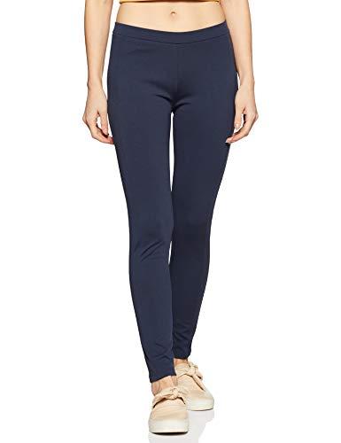 United Colors of Benetton Women's Leggings (16A3EU2E9162IW91M_Navy)