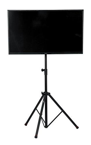 Gator Frameworks GFW-AV-LCD-2 - Soporte para pantalla plana, forma de trípode