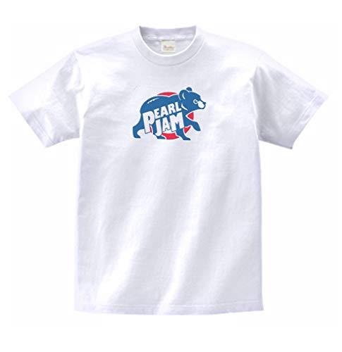 音楽 バンド シネマ パール・ジャム 230 Tシャツ 半袖 (L)