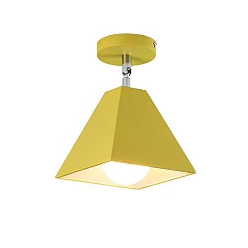 Slaapkamer Armaturen Nordic moderne minimalistische creatieve plafondlamp spotlights gangpad gang wandlamp woonkamer plafondlamp W Wandlamp Verlichting (Color : C, Design : 1)