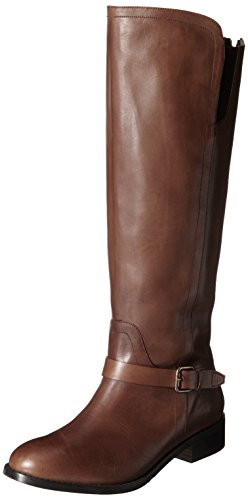Bella Vita Women's ESA-Italy, Dark Brown Leather, 5.5 M US