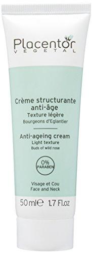 Placentor Végétal Crème Structurante Anti-Age Texture Légère 50 ml