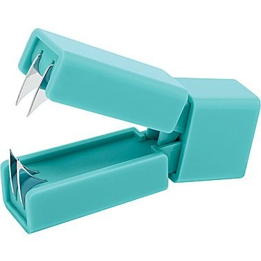 Poppin Staple Remover - Aqua