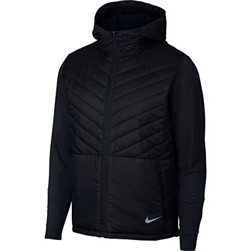 Nike M NK AROLYR Jacket Herren Jacke, Mehrfarbig (Black/Black/Atmosphere Grey)