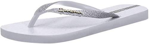 Ipanema Lolita Glitter Damen Sandalen Weiß