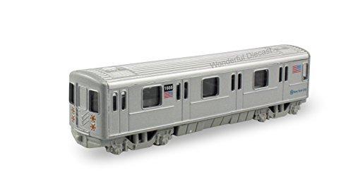 METRO Diecast Model Subway Train 7