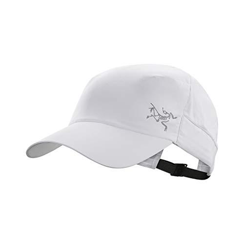 S*women's hat Sombra Gorra de Entrenamiento de montañismo al Aire Libre Arcteryx Archaeopteryx Unisex Gorra de béisbol Gorra de Calvus Elegante (Color : B)