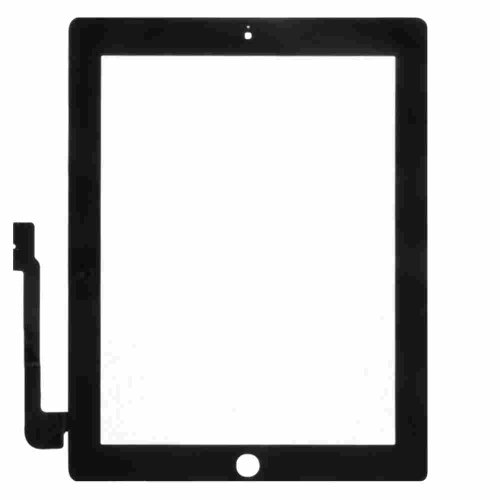 Digitizer for iPad 3, iPad 4 Black