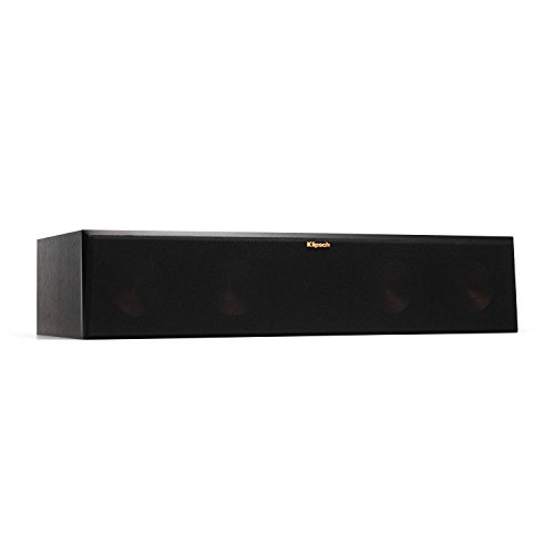 Amazing Deal Klipsch RP-450C  Center Channel Speaker – Ebony