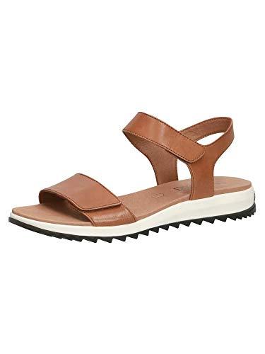 CAPRICE Damen Sandale 9-9-28703-26 303 G-Weite Größe: 38 EU
