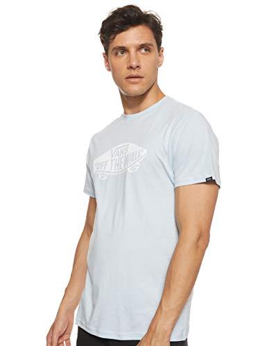 Vans Otw Camiseta, Gris (Heather-White Tdj), X-Small para Hombre