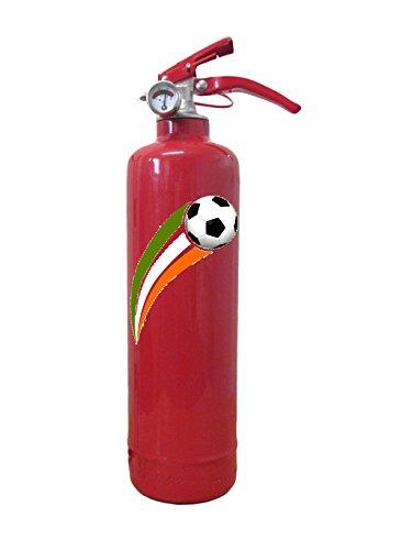 Mehrzweck-Republik Irland 1kg ABC Pulver Feuerlöscher. Voll CE. Ideal für Autos Häuser und Arbeitsplatz. Fire Rating 8A 34B C Rot