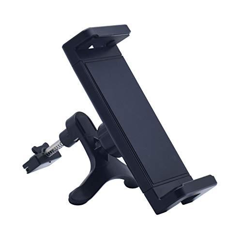 bobeini Car Air Vent Soporte para Ranura para CD Soporte para teléfono móvil Soporte para Tableta de teléfono móvil de 4-13'Negro