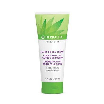 Herbalife Herbal Aloe Everyday Soothing Hand & Body Lotion - 6.7 FL OZ/200 mL