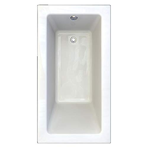American Standard 2932002-D2.020 Studio Drop-in Bathing Pool Bathtub 60 in. x 32 in. White
