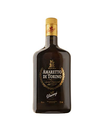Licor de Almendras Amargas - Amaretto di Torino Vincenzi - Torino, Italia - 700 ml.