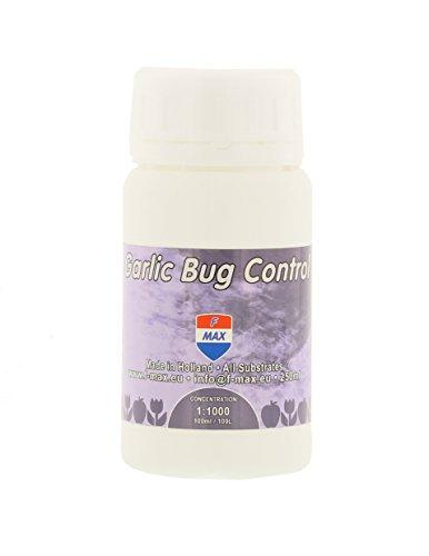 F-Max Garlic Bug Control 250ml gegen Milben und Thripse, Insektenabwehr