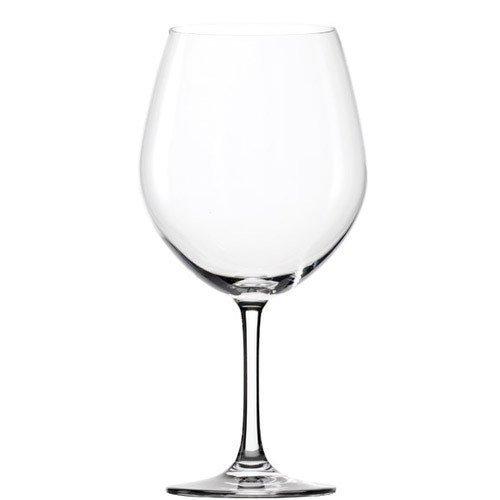 Stölzle Lausitz Weingläser Classic I Weingläser 6er Set spülmaschinenfest I Gläser Set bruchsicher I hochwertiges Kristallglas I höchste Qualität (770 ml)