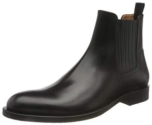 BOSS Herren Barkley_Cheb_lt Half Boot, Black1, 45 EU(UK 11)