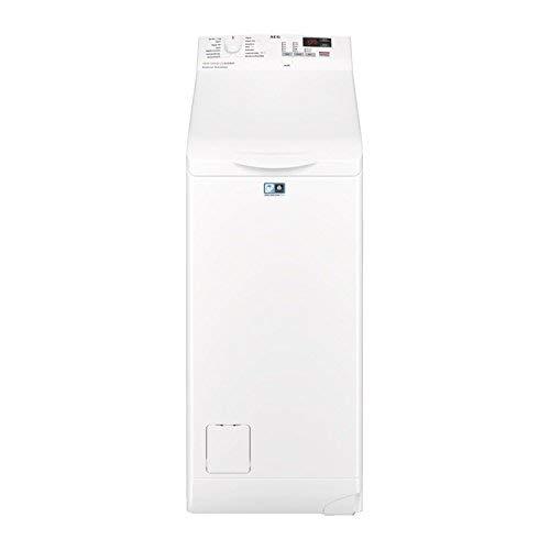 Lavadora Carga Superior AEG L6TBK621 Bco 6Kg