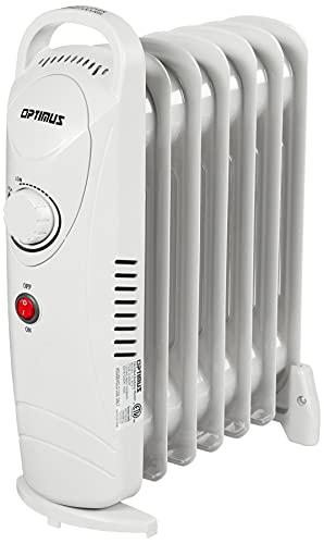 Optimus H-6003 Heater, Mini, White