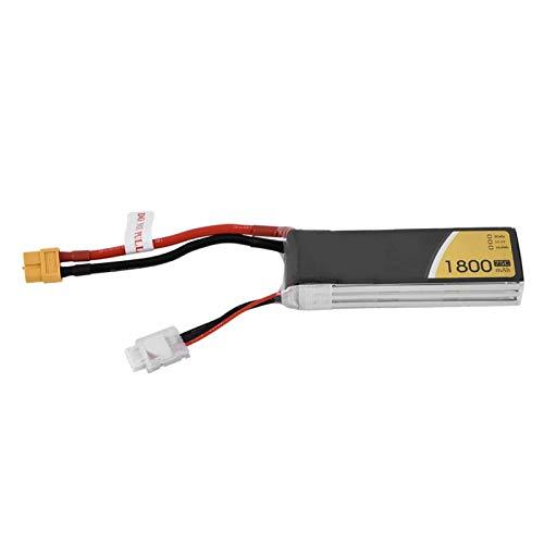 FOLOSAFENAR Batería LiPo de 75C de polímero de Litio liviano para FPV Racing Drone