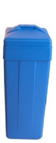 Water softener salt tank brine tank 11x11x38 inches with safety float