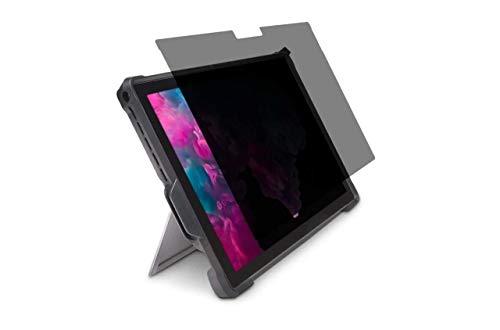 Kensington Filtro Privacy FP123 per Surface Pro & Pro 4/5/6, Protezione di Informazioni Personali e Riservate, Rivestimento Antiriflesso per la Riduzione della Luce Blu, Compatibile con Touchscreen