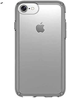 Speck Products 80268-5905 GemShell Cell Phone Case for iPhone 7 - Clear/Ash Gray