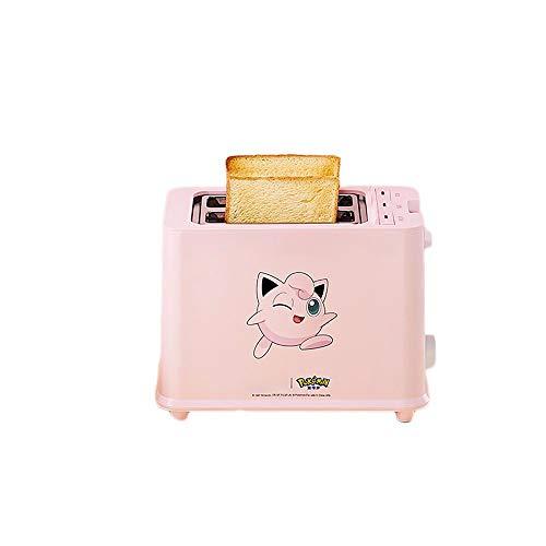 MZGN Tostadora Multifuncional para El Hogar, Máquina De Desayuno Tostadora Automática Tostadora Prensa