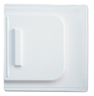 12 x 11.5, White Replaces Your Missing Or Broken Slider Camco RV Screen Door Slide