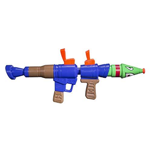 Super soaker E6874EU4 Fortnite RL Nerf Wasserblaster Spielzeug – Mega Wasser-Attacke – Kapazität von 200 mL – Für Kinder, Jugendliche und Erwachsene, Mehrfarbig, Box size: 68.3 x 28 x 8cm