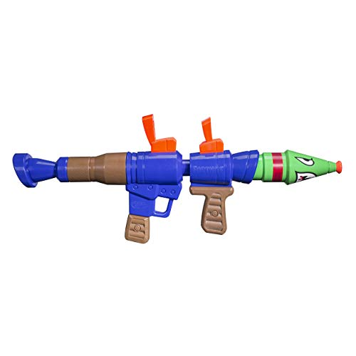 Supersoaker Fortnite Rl, multicolor, Box size: 68.3 x 28 x 8cm (Hasbro E6874EU5)
