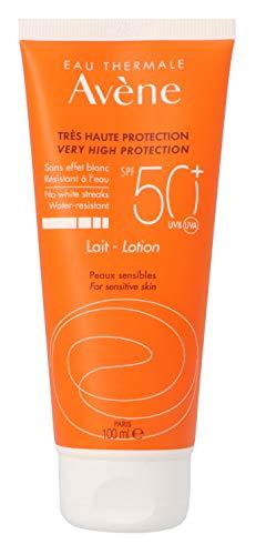 Avene Sun Care Eau Thermale Lotion SPF50+ 100ml