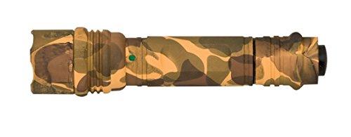 Ledwave XP-1 Trooper Camouflage Linterna táctica, Camuflaje, 145 x Ø 35.55 milímetros