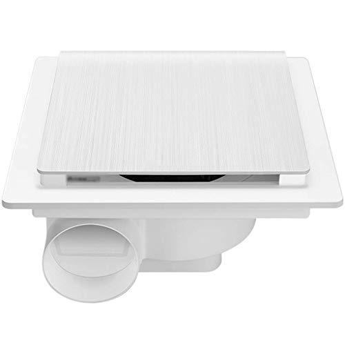 LBWT Badlüfter, Abluftventilator Badezimmer-Extraktor-Lüfter, Küchenabzugsventilator-Decke Typ 10-Zoll-Badezimmer-Küchenküche Leistungsstarke Stummscheiben-Deckenlüftungsventilator