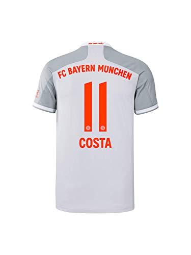FC Bayern München Herren Away-Trikot Auswärts Saison 2020/21, Gr. S, Douglas Costa