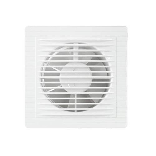 Ventilador de ventilación doméstico 4 Pulgadas Extintor, De Pared Ventilador, De Tipo Ventana De Ahorro De Energía Silencio Cocina Gas Extintor LITING